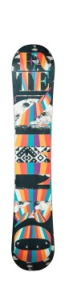 Allmountain Snowboard for Girls