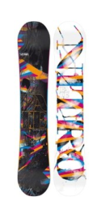 All Mountain Nitro Board