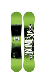 Garage 152 Rocker Snowboard
